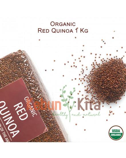 Organic Red Quinoa ( Quinoa Merah Organik)
