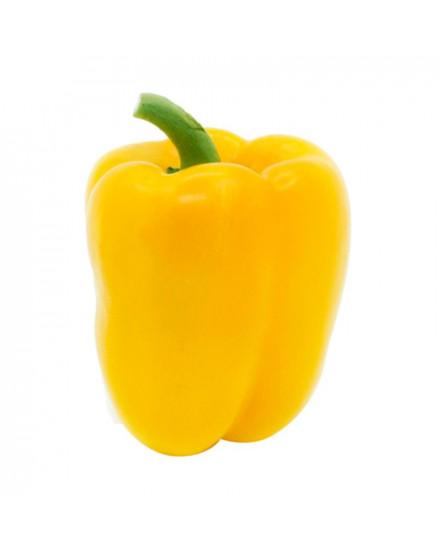 Organic Yellow Bell Pepper 200gr ( Paprika Kuning )