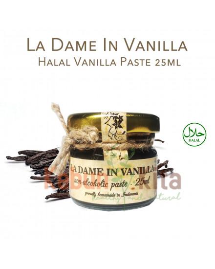 La Dame in Vanilla Halal Vanilla Paste