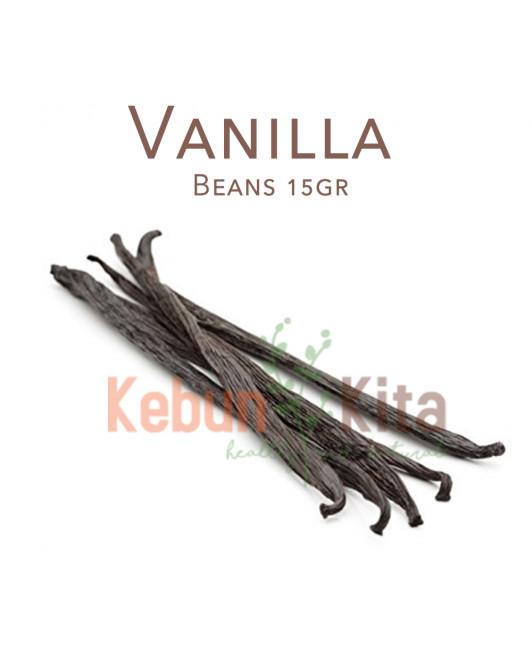 Vanilla Beans 15 Gr