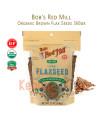 Bob's Red Mill Organic FlaxSeeds 13 oz ( 368gr )