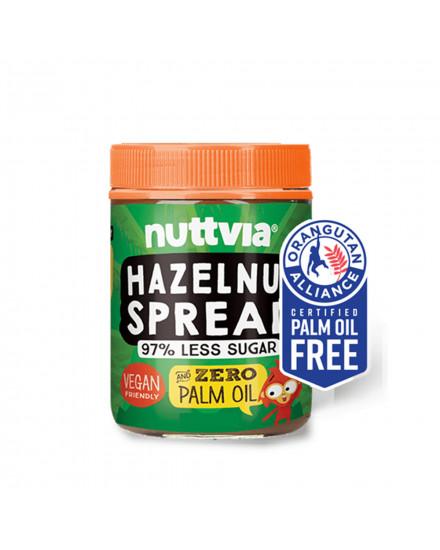 Nuttvia Hazelnut Spread 350 Gr