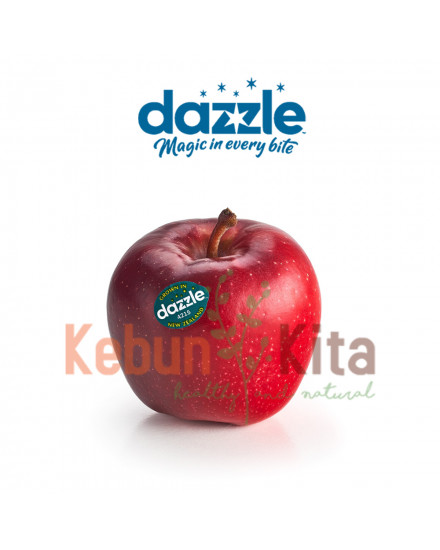 Apel Dazzle New Zealand 4 Buah