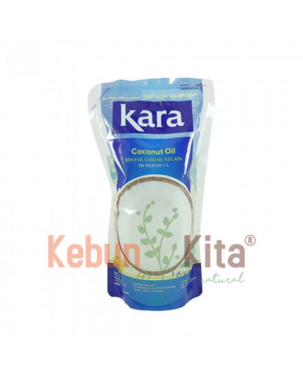 Kara Coconut Cooking Oil 1 Liter