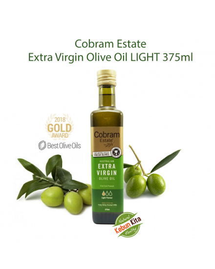 Cobram Estate LIGHT Extra Virgin Olive Oil 375ml