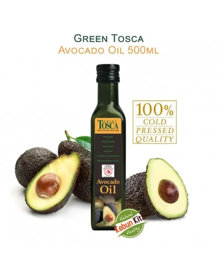 Green Tosca Avocado oil