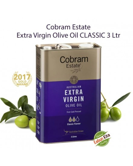 Cobram Estate CLASSIC Extra Virgin Olive Oil 3 LITER