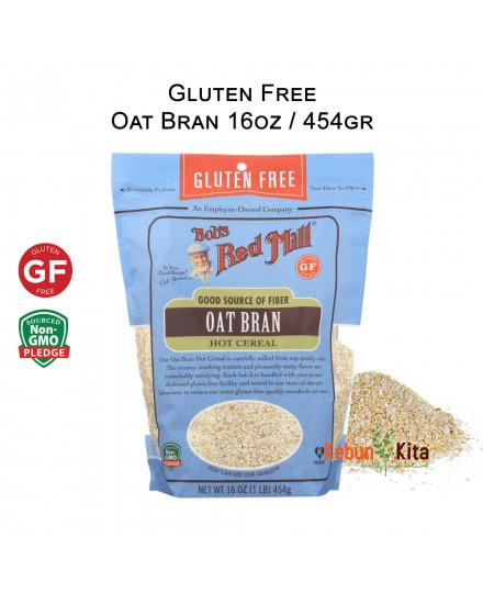 Bob's Red Mill Gluten Free Oat Bran 453 gr