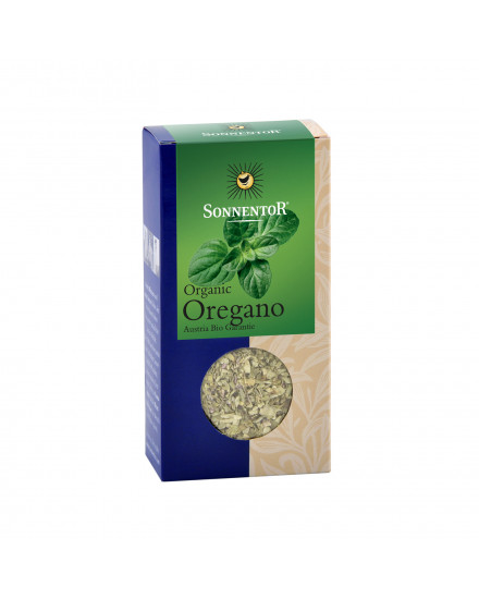 Organic Dried Oregano 18 Gr