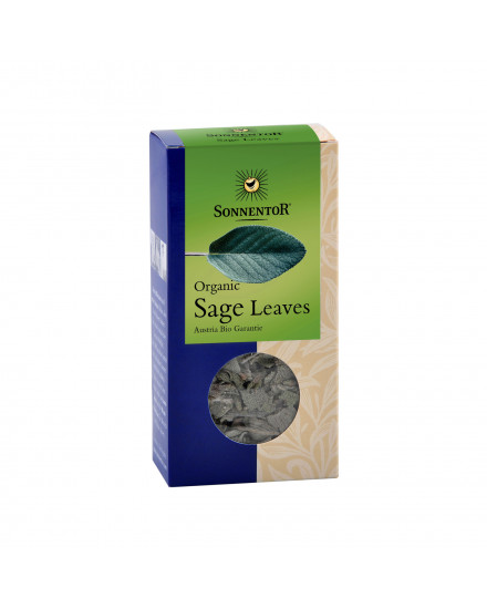 Organic Dried Sage Leaves 10 Gr