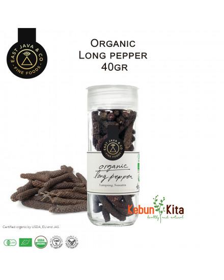 Organic Long Pepper ( Cabai Jawa ) 40 gr