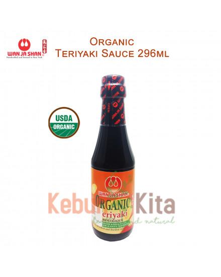 Wan Ja Shan Organic Teriyaki Sauce 300 ml