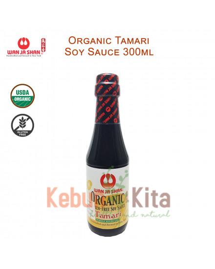Wan Ja Shan Organic Gluten Free Tamari Sauce 300 ml