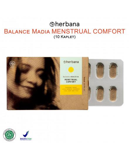 Herbana Balance Madia Menstrual Comfort - 10 Kaplet