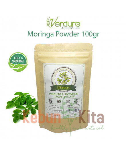 Verdure Moringa Powder 100gr
