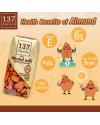 137 degrees Unsweetened Almond Milk