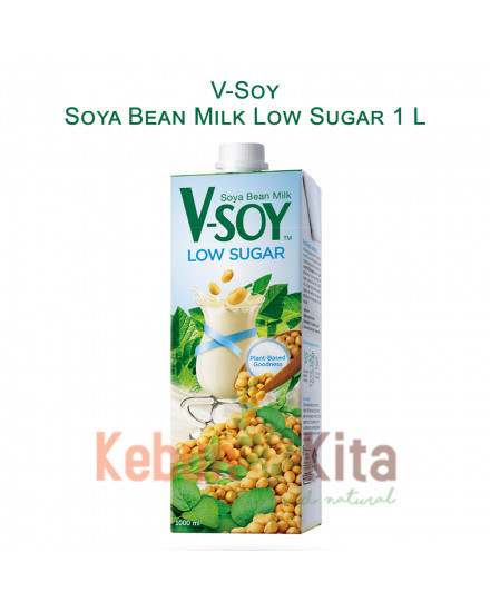 V-Soy Low Sugar Soy Milk 1 Ltr