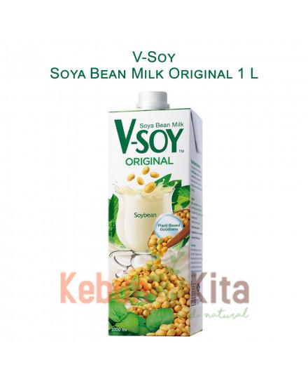 V-Soy Original Soy Milk UHT 1 Ltr