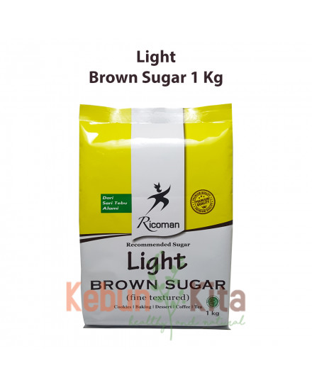 Ricoman Light Brown Sugar