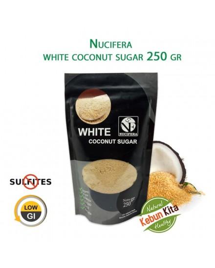 Organic White Coconut Sugar 250gr