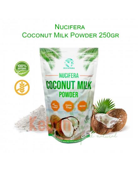 Nucifera Coconut Milk Powder 250 Gr