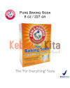 Arm and Hammer Pure Baking Soda Box