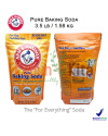 Arm and Hammer Pure Baking Soda Bag