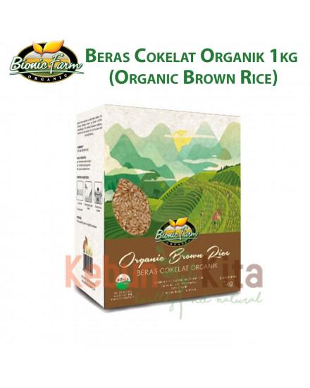 Bionic Farm Beras Cokelat Organik 1 Kg
