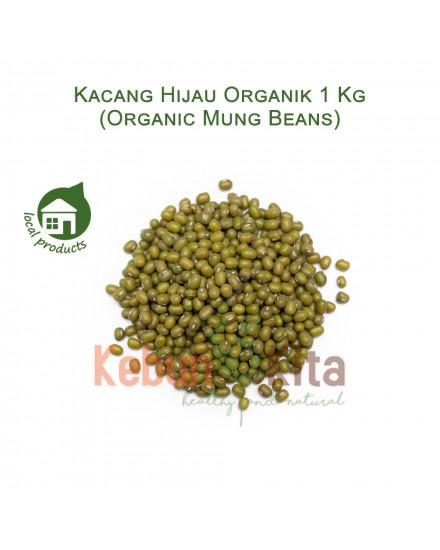 Kacang Hijau Organik 500 Gram