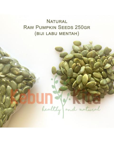 Biji Labu Mentah ( Raw Pumpkin Seeds)