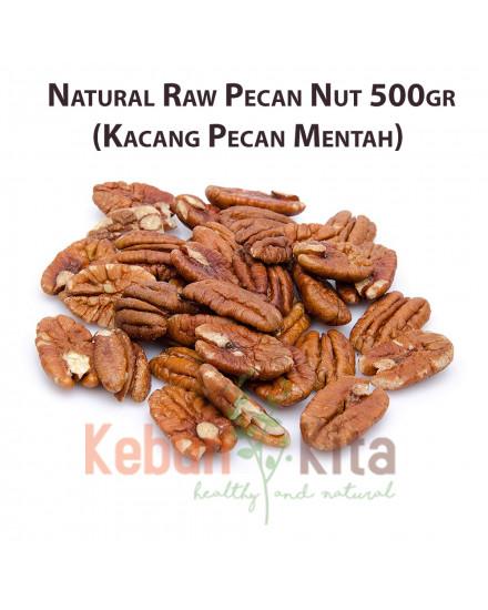 Raw Pecan Nuts / Kacang Pecan Mentah