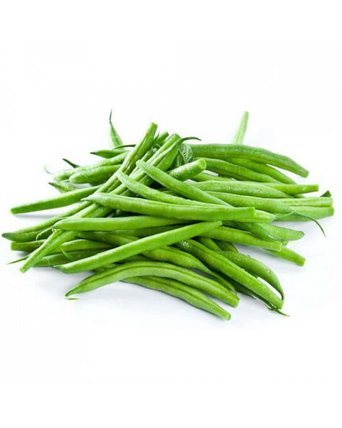 Organic Baby Green Beans ( Buncis Baby Organik )200gr