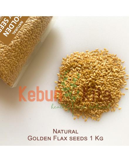 Natural Golden Flaxseeds